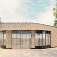 Строительство нового больничного комплекса в Хотькове
