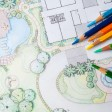 Для чего нужен ландшафтный дизайн: схема, планировка, этапы работы