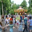 """В парке """"Скитские пруды"""" открылась карусель «Сказка»"""