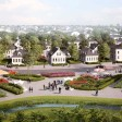 Что строят на Семхозском поле?