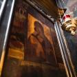 В Лавре совершили праздничные богослужения в честь Владимирской иконы Божией Матери