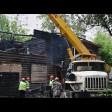 В Сергиевом Посаде на Скобянке приступили к сносу аварийных домов