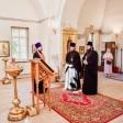 Епископ Фома посетил храмы Дмитровского благочиния