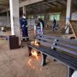 Предприятие по вторичной переработке пластика открылось у села Сватково