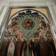 Братия Лавры празднует Собор Радонежских святых