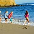 Третья смена стартовала в детских оздоровительный лагерях на Черноморском побережье