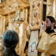 В Троице-Сергиевой Лавре прошли воскресные богослужения