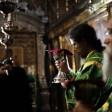 В Лавре молитвенно почтили память преподобного Андрея Рублёва