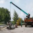 Скобяное шоссе ожидает ремонта