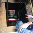 В селе Константиново устанавливают новый глубинный насос