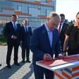 Строительство завершено - кольцо замкнулось. Владимир Путин дал старт движению по завершающему участку ЦКАД