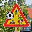 Напомните детям правила поведения на дорогах