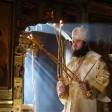 В Троице-Сергиевой Лавре почтили память святого пророка Илии