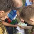 В Семхозе состоялись соревнования по военному спортивному ориентированию