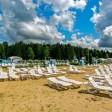 Пляж на Торбеевом озере — среди лучших в Подмосковье