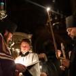 Наместник Лавры совершил монашеский постриг в Троицком соборе