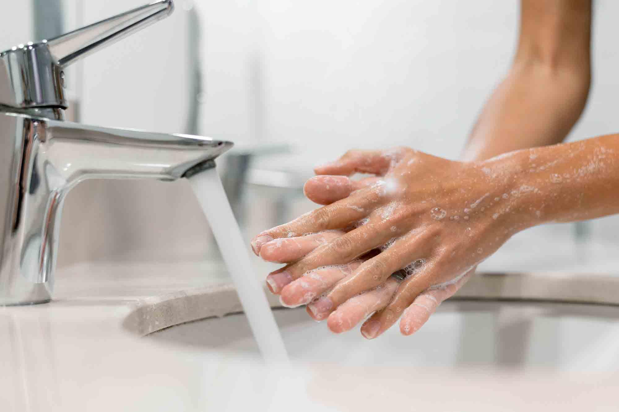 День мытья рук