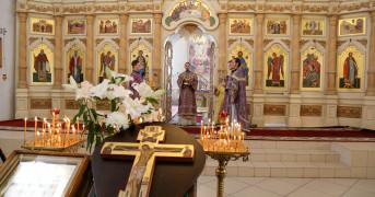 Отдание Воздвижения Животворящего Креста Господня