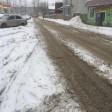Жители Сергиева Посада крайне недовольны качеством уборки снега