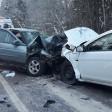 Погиб водитель в лобовом ДТП у Нового