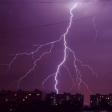 На северо‑востоке Подмосковья началась гроза с порывистым ветром