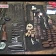 Арсенал оружия изъяли в Сергиевом Посаде